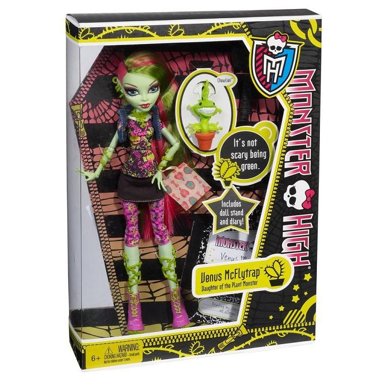 Куклы монстер хай венера картинки