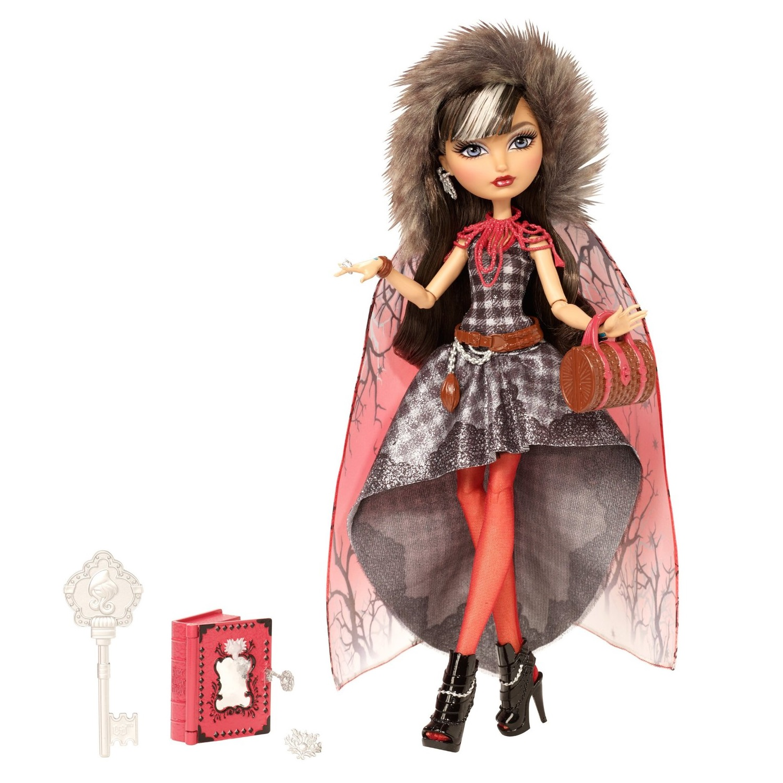 снимкам, фото куклы эвер афтер хай сериз худ это обычно