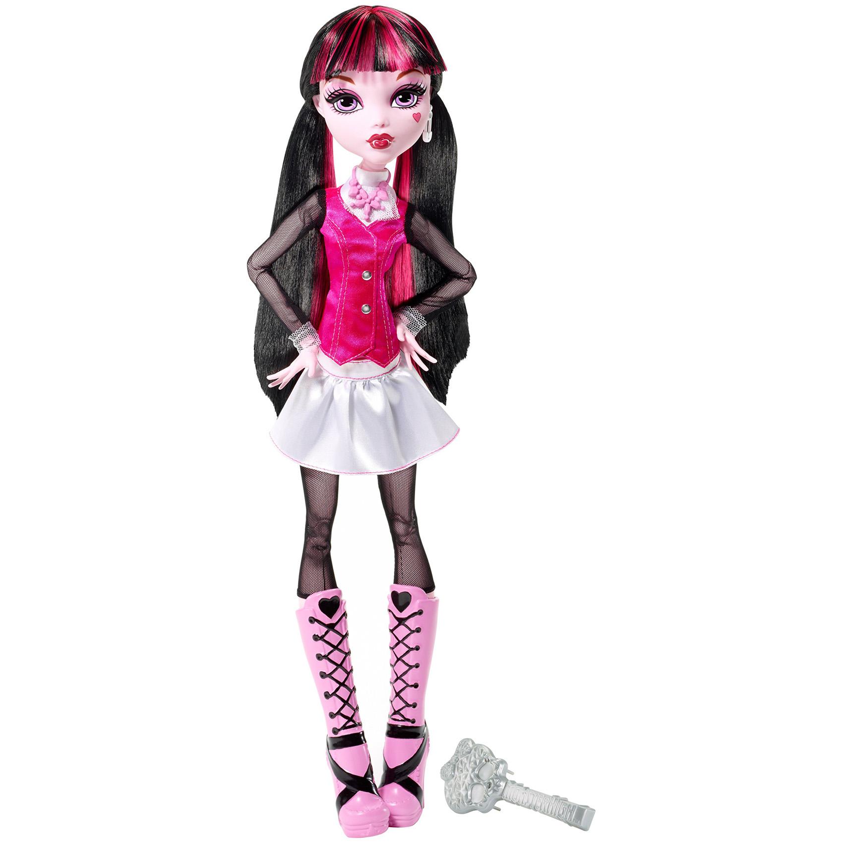 Купить куклу монстер хай дракулаура