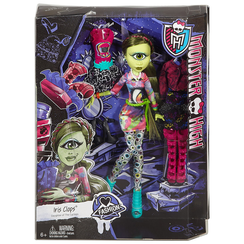 Куклы монстры хай картинки в коробке