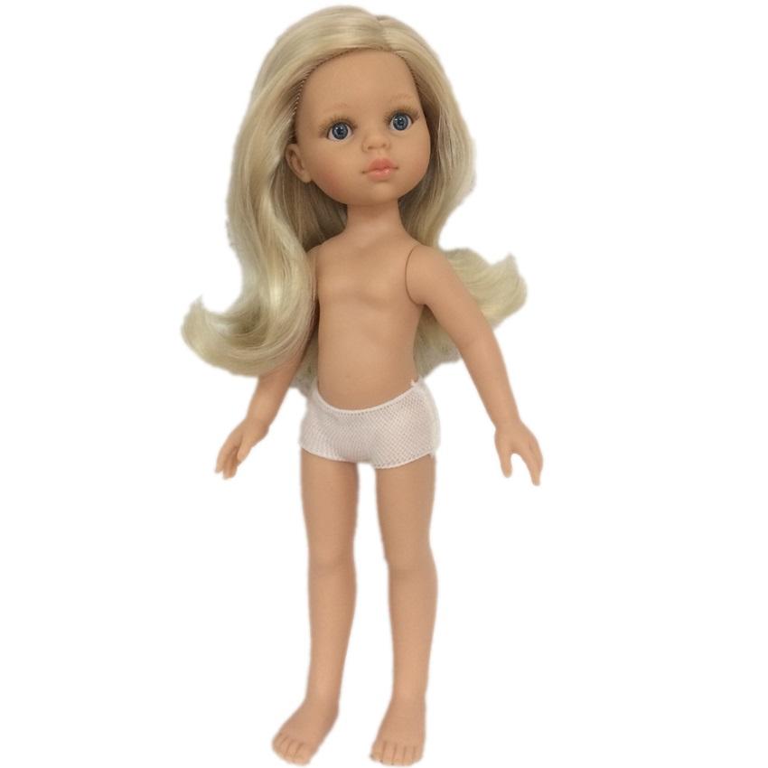 Кукла Клаудия без одежды (32 см)