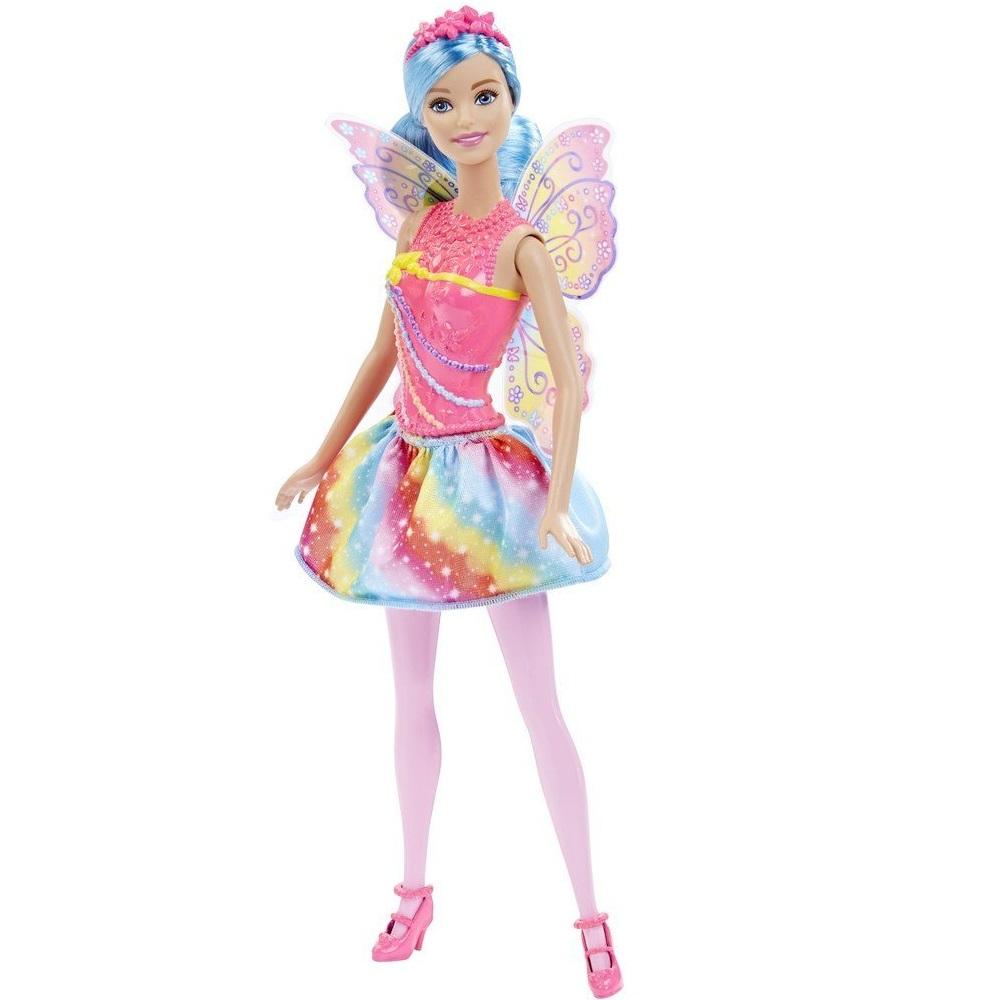 Как сделать крылья для куклы барби