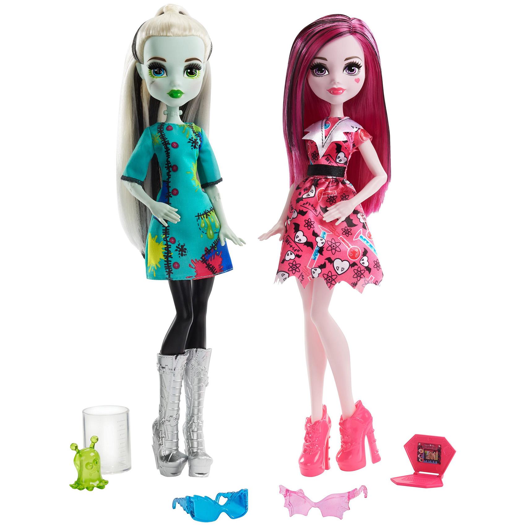 Кукла монстер хай все куклы
