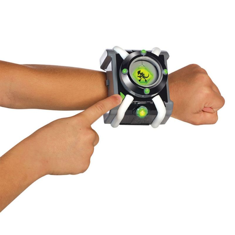 Часы омнитрикс бен тен - ben 10 omnitrix ultimate (звук, свет).