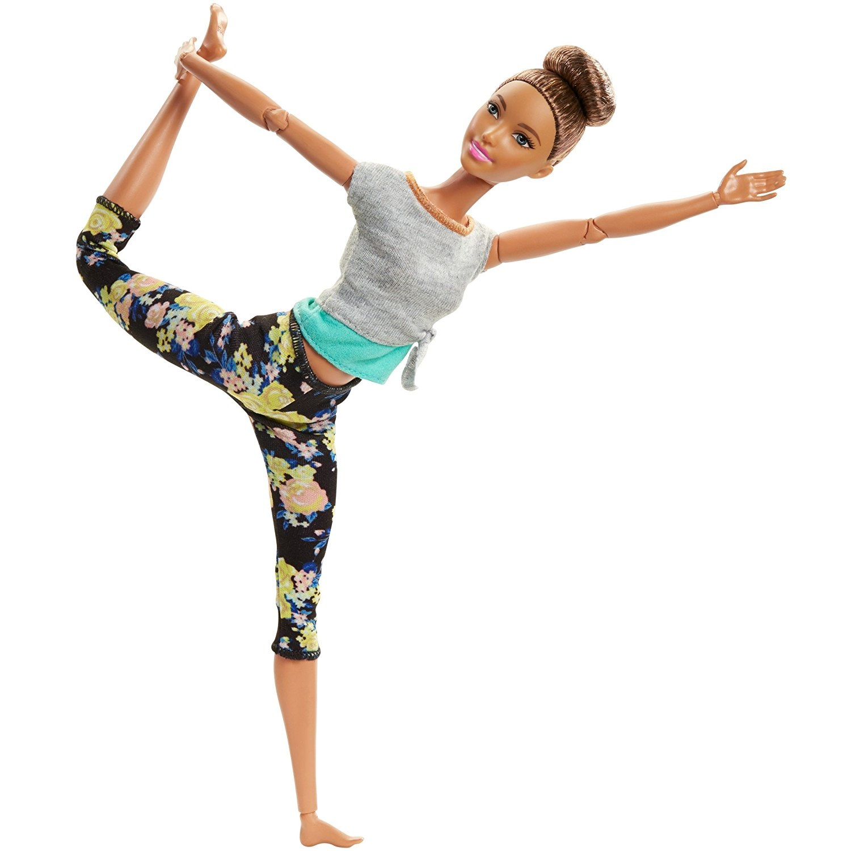 Барби - Йога (брюнетка)