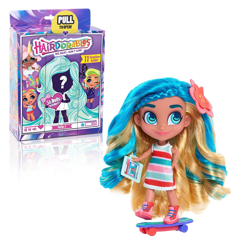 Мини-кукла Hairdorables (1 серия)
