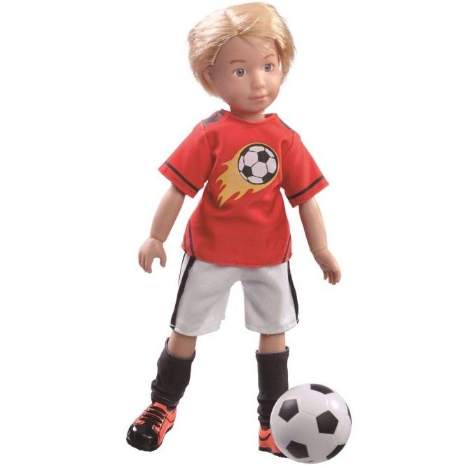 Кукла Михаэль - Футболист (23 см)