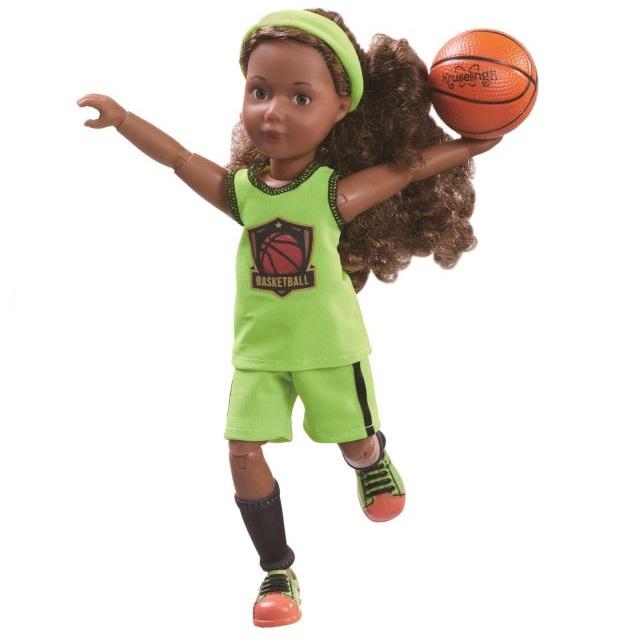 Кукла Джой - Баскетболистка (23 см)