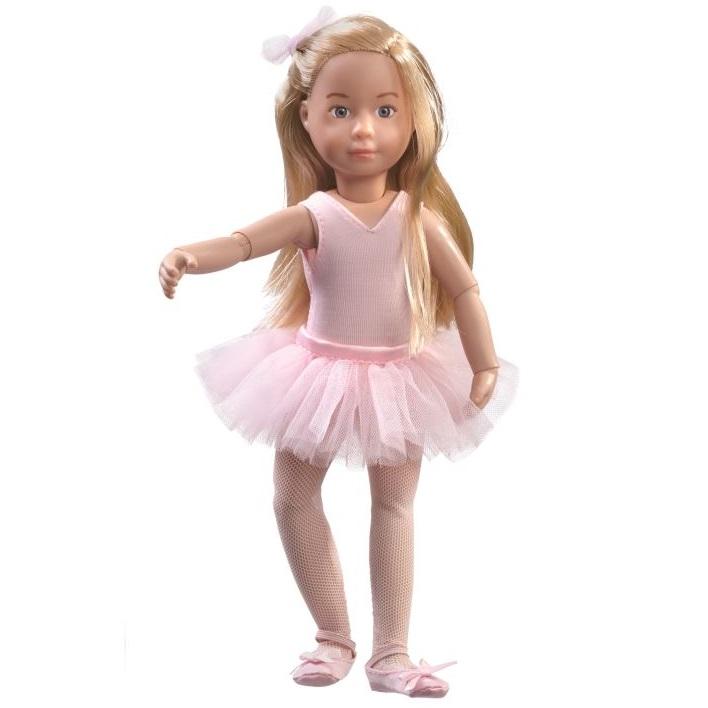 Кукла Вера - Балерина (23 см)