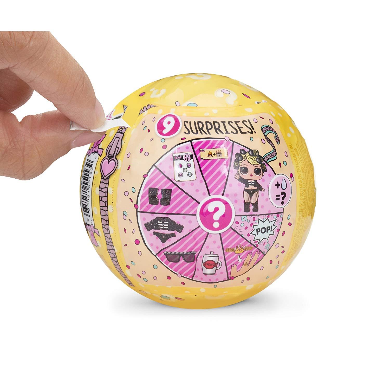 Картинки шарики лол конфетти поп