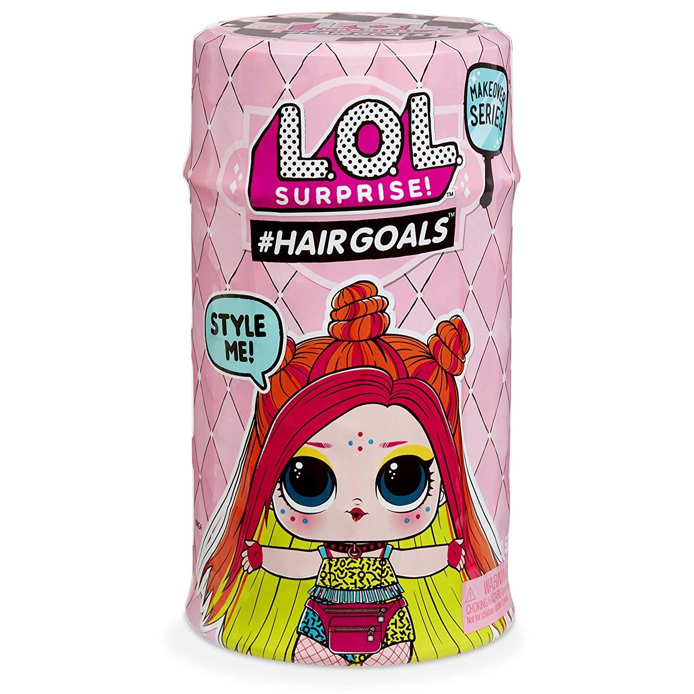ЛОЛ - #Hairgoals (2 волна)