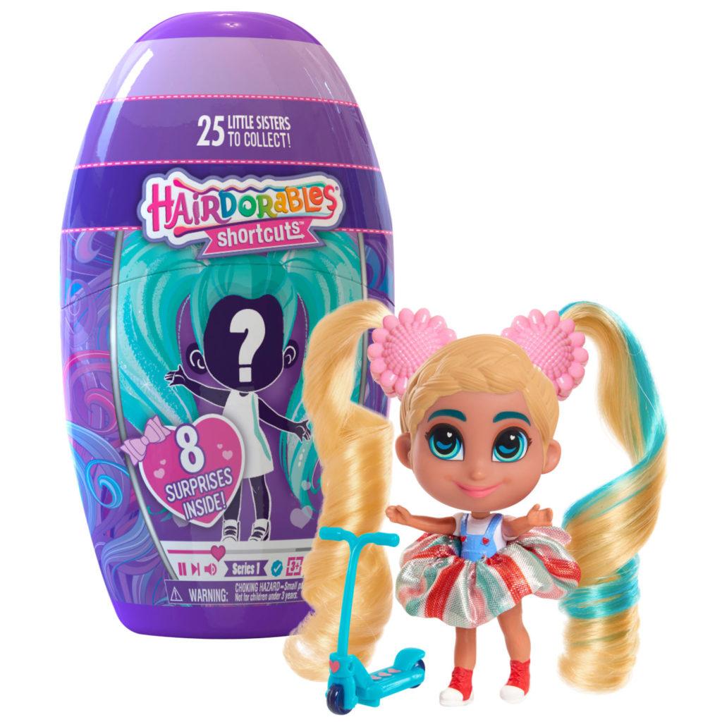 Hairdorables - Сестрички (1 серия)