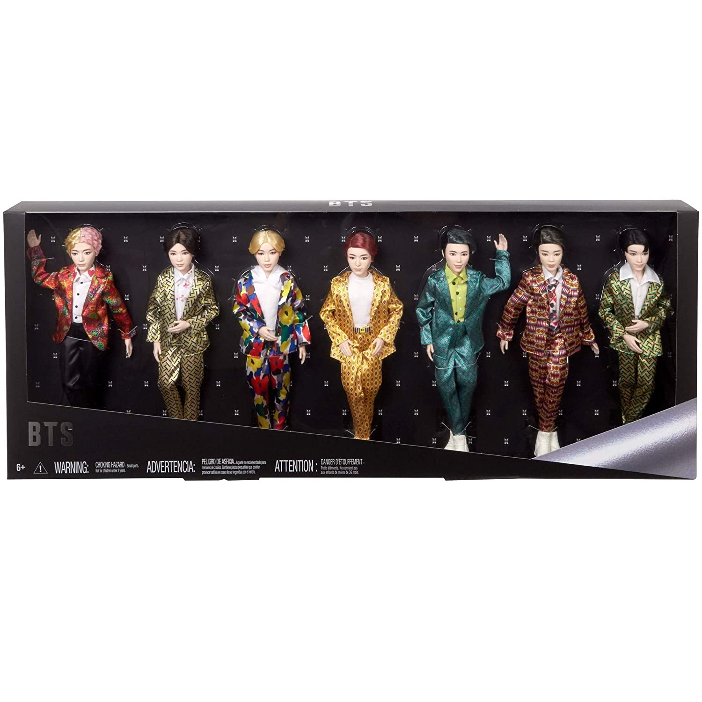 Подарочный набор из 7 кукол