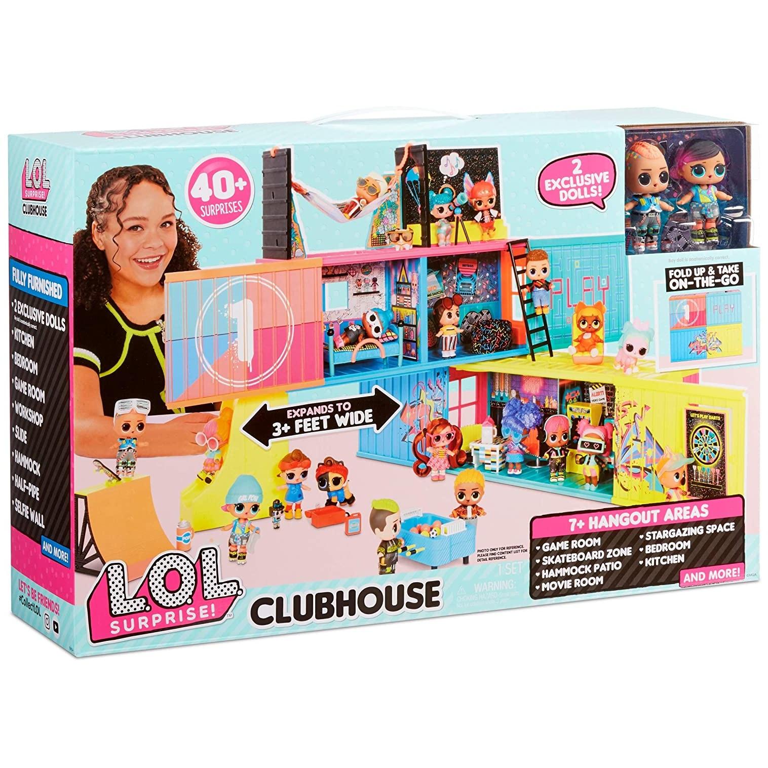 ЛОЛ - Клубный дом