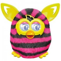 Furby Boom - Black and Pink
