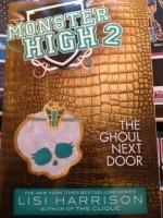 Книга The ghoul next door