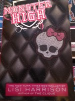 Книга Монстр Хай Monster High (Lisi Harrison)