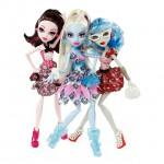 Набор кукол - Смертельный Горошек