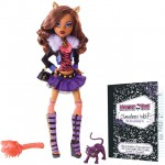 ������� ���: ������ ����� (Clawdeen Wolf) ����� ������� � �������� - ����� �������� Monster High