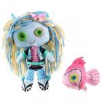 Кукла Лагуна Блю (Lagoona Blue) серия Плюшевые друзья Монстр Хай