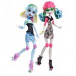 Набор из 2 кукол - Эбби Боминейбл и Гулия Йелпс из коллекции на Роликах