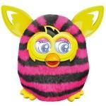 Furby Boom: Интерактивная игрушка Ферби - Черно-розовый прямые полосы
