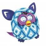 Furby Boom: Интерактивная игрушка Ферби - Голубые бриллианты