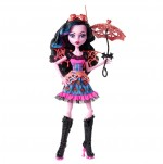 ������� ���: ���������� (Dracubecca) - Freaky Fusion - ����� �������� Monster High