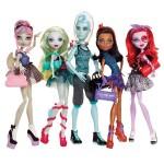 Набор из 5 кукол из серии Танцевальный класс - Рошель, Лагуна, Гил, Робека, Оперетта