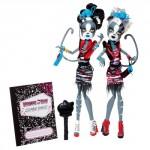 Набор из 2 кукол - Мяулодия и Пурсефона из коллекции Зомби Шейк