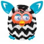 Furby Boom: Интерактивная игрушка Ферби - Черно-белые полосы