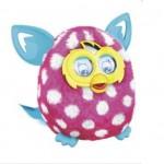 Furby Boom: Интерактивная игрушка Ферби - Розовый с белым