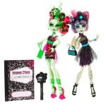 Набор из 2 кукол серии Зомби Шейк - Венера Макфлайтрап и Рошель Гойл