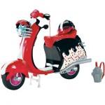 Скутер для Гулии Йелпс