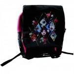 Рюкзак школьный глянцевый