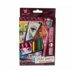 Набор цветных карандашей Monster High