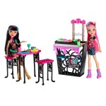 ������ ���: Creepateria ������ � ���� (Howleen and Cleo) - ����� �������� Monster High