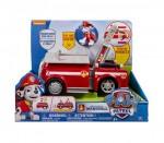 Спасатель Маршал и Инерционная Большая Пожарная Машина Со Звуком