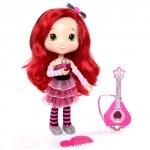 Шарлотта Земляничка - Кукла с аксессуарами