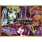 Гуашь Monster High 12 цветов