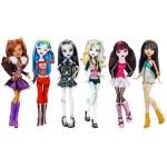 Набор из 6 кукол - Базовые (Перевыпуск 2015)