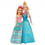 Сестры Принцессы Анна и Эльза - Холодное Сердце