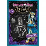 Гравюра Monster High Френки Штейн