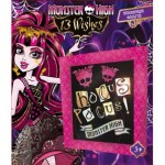 Аппликация фольгой Monster High - Герб Monster High