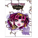 Блокнот Monster High Дракулаура