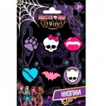 Кнопки Monster High