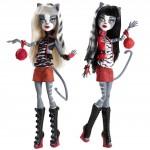 Набор из 2 кукол Мяулодия и Пурсифона - Базовые