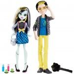 Набор из 2 кукол Фрэнки Штейн и Джексон Джекил на Пикнике