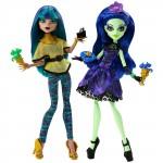 Набор из 2 кукол - Нефера и Аманита