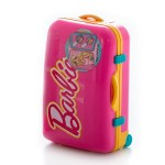 Барби - Набор косметики в розовом чемодане
